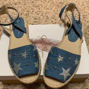Jessica Simpson Sandals 8